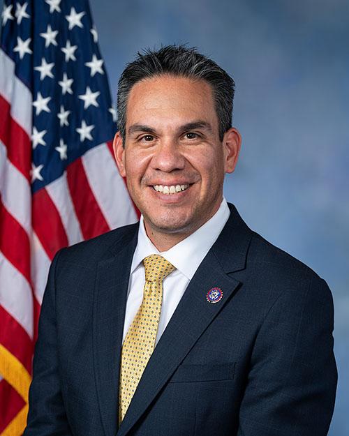 Representative Pete Aguilar of California