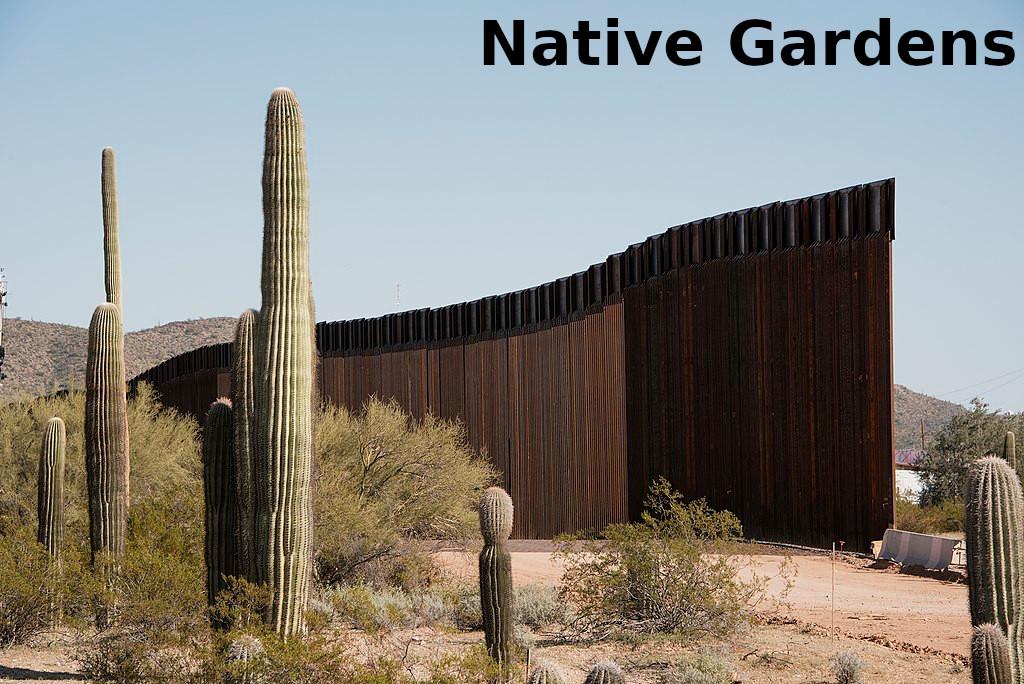 Native Gardens by Karen Zacarías