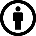 Creative Commons Attribution (BY) License Symbol