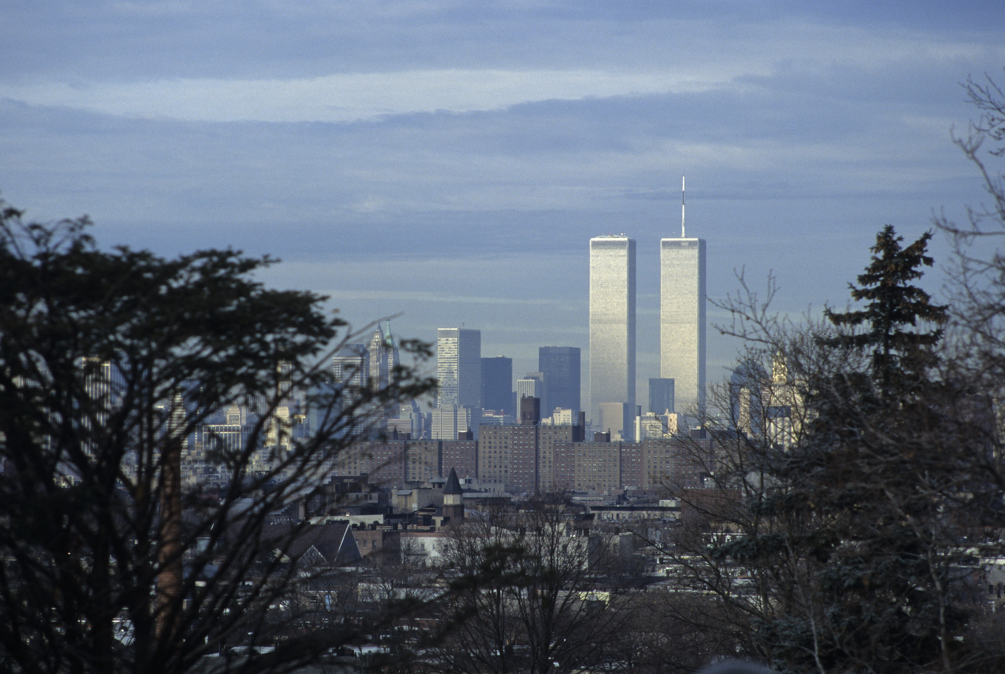 World Trade Center, Twin Towers, NYC  1998