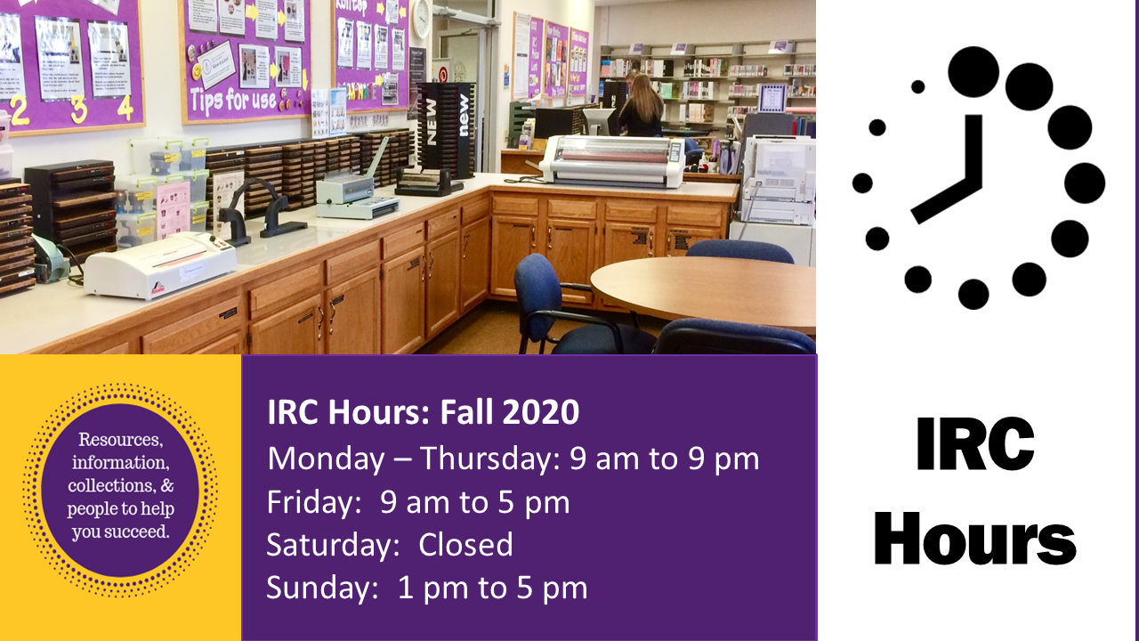 IRC Hours