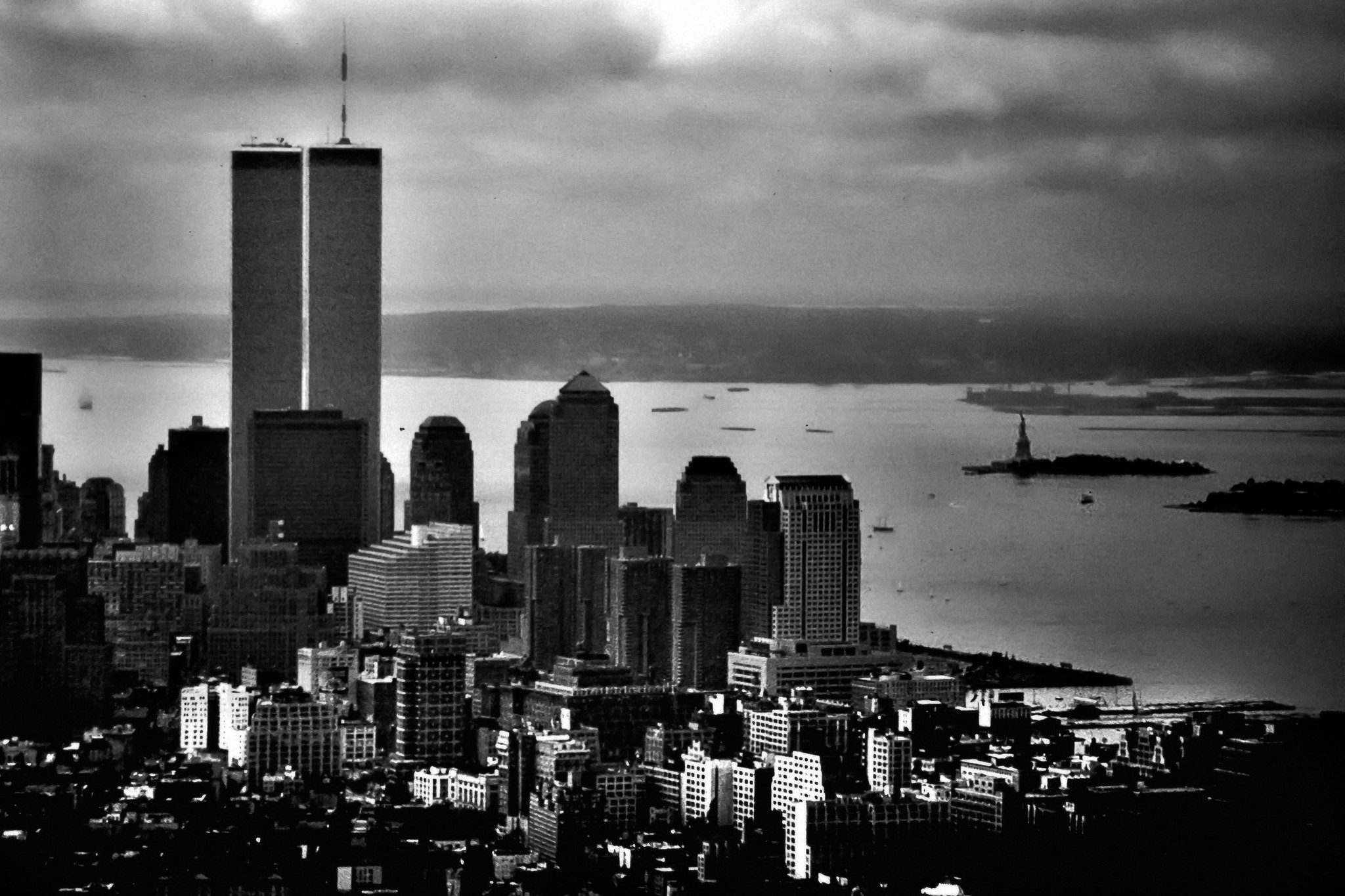 World Trade Center, Twin Towers  1994