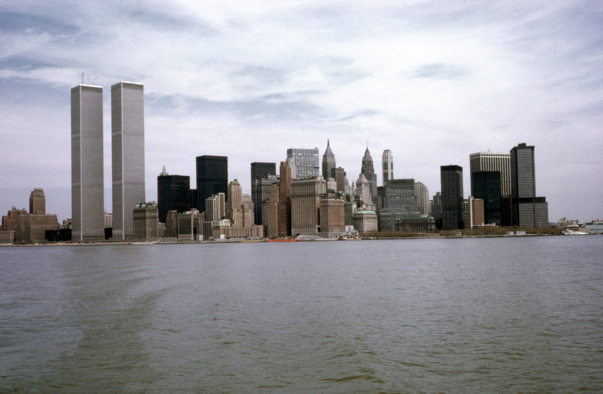 World Trade Center, Twin Towers, NYC