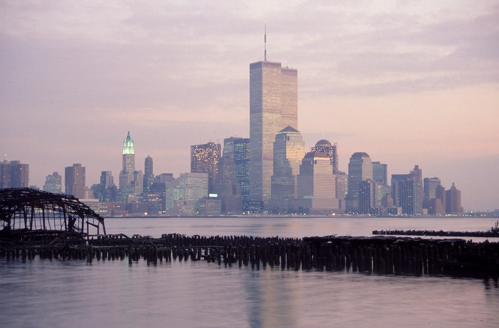 World Trade Center, Twin Towers