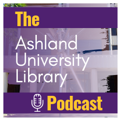 AU Library Podcast Logo