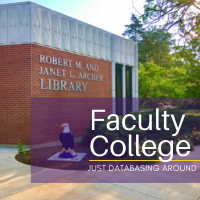 Archer Library Faculty college