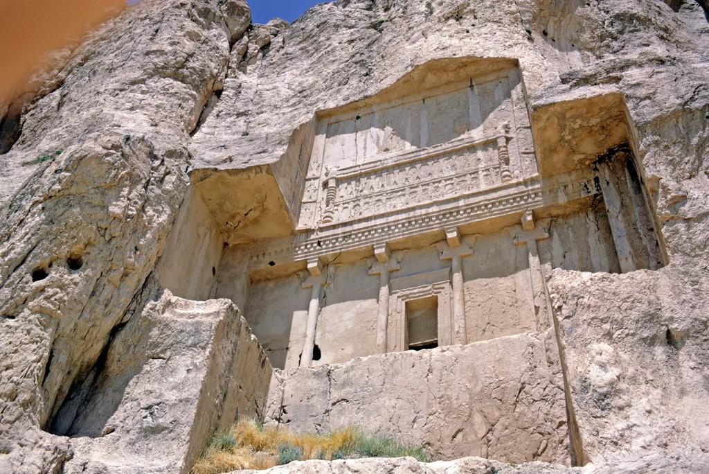 Photo of the Tomb of Xeres I