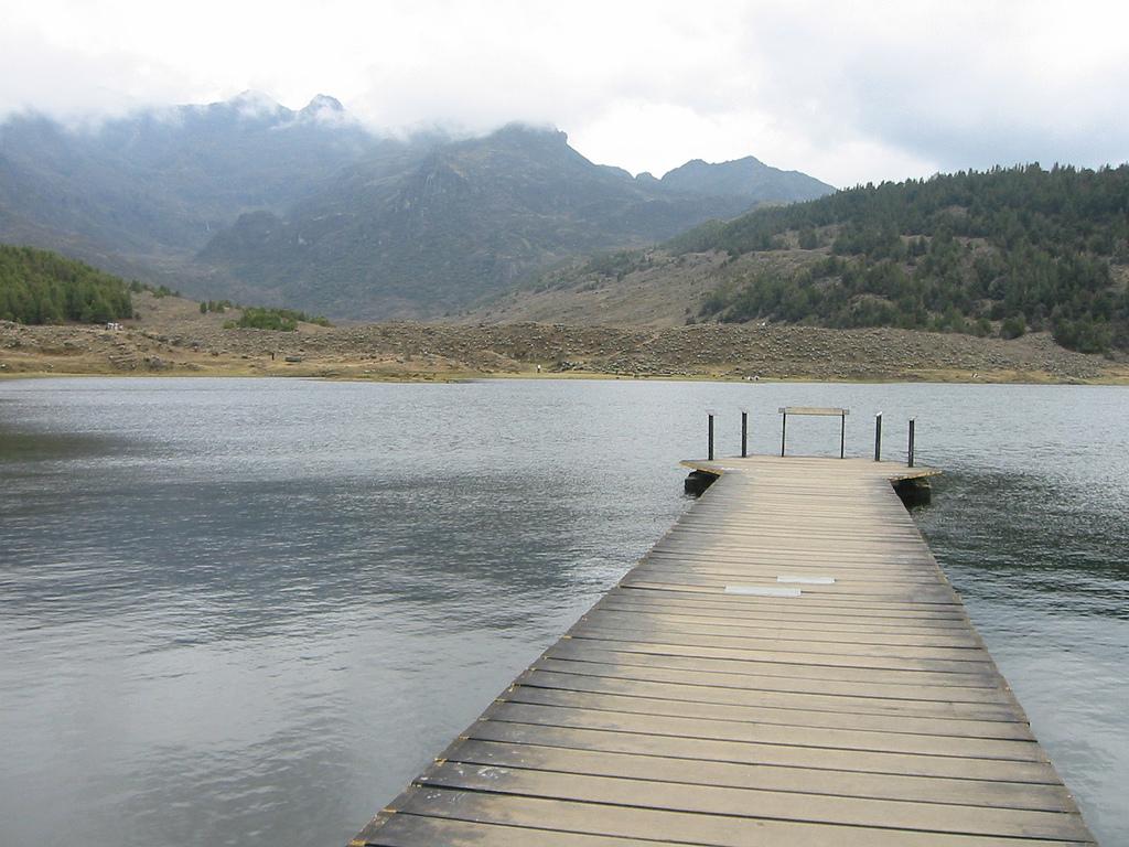 Laguna de Mucubají, Mérida