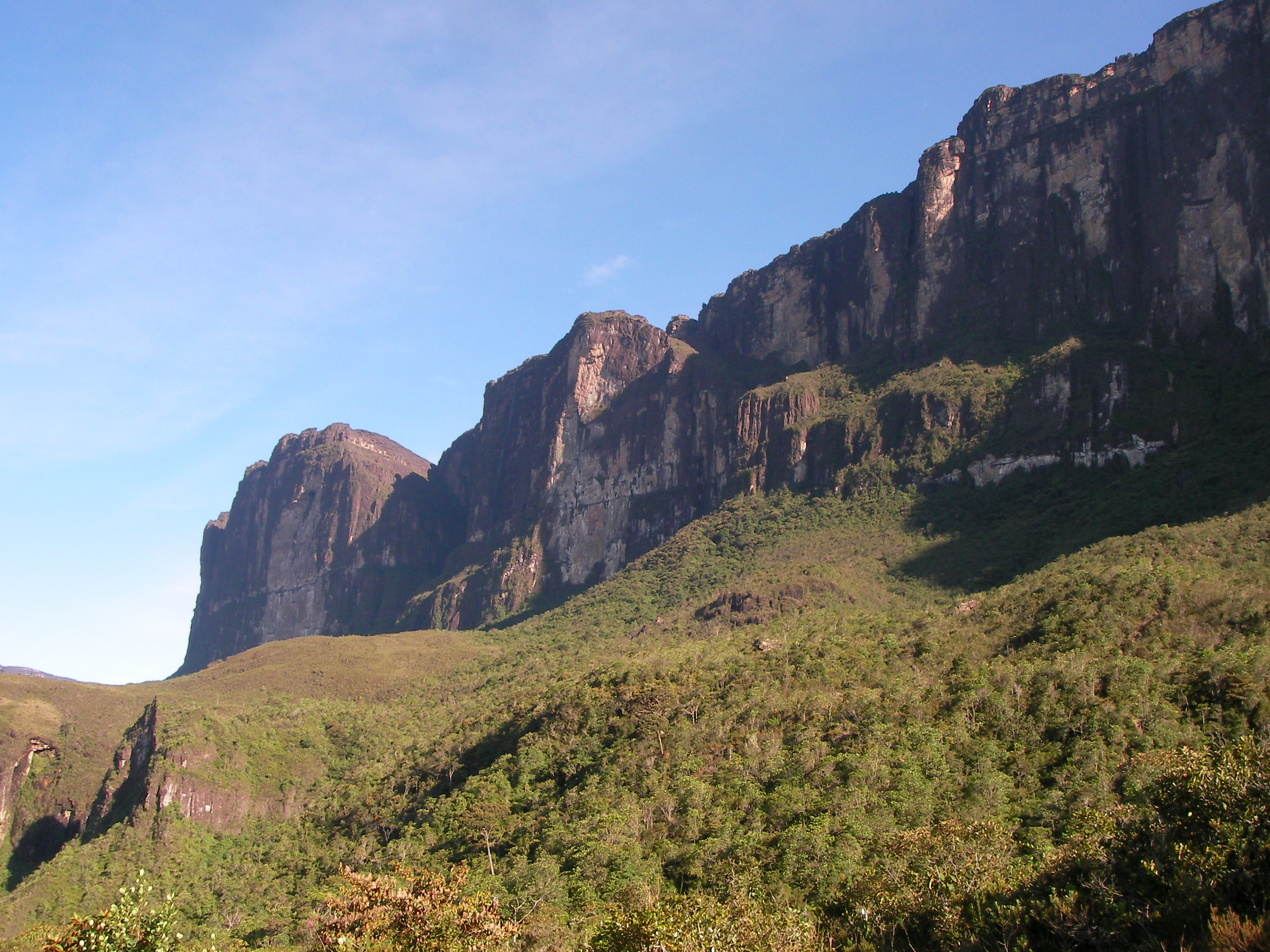 Monte Roraima, Bolívar