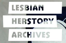 Lesbian Herstory Archives logo