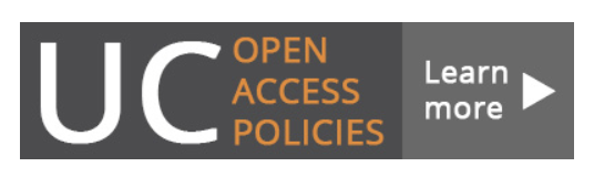 UC open access policies learn more