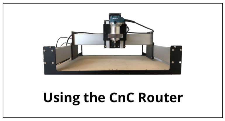 Using the CnC Router