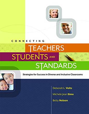 Connecting teachers, students, and standards strategies for success in diverse and inclusive classrooms