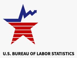 Logo: U.S. Bureau of Labor Statistics