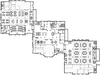 Third floor - floor plan