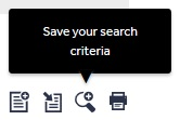 Save-search icon