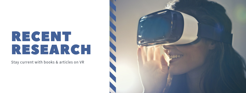 Click for recent research on VR