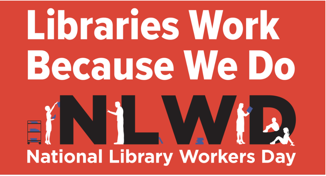 Libraries Work Because We Do