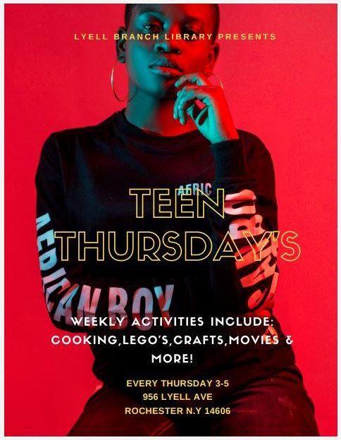 Teen Thursdays
