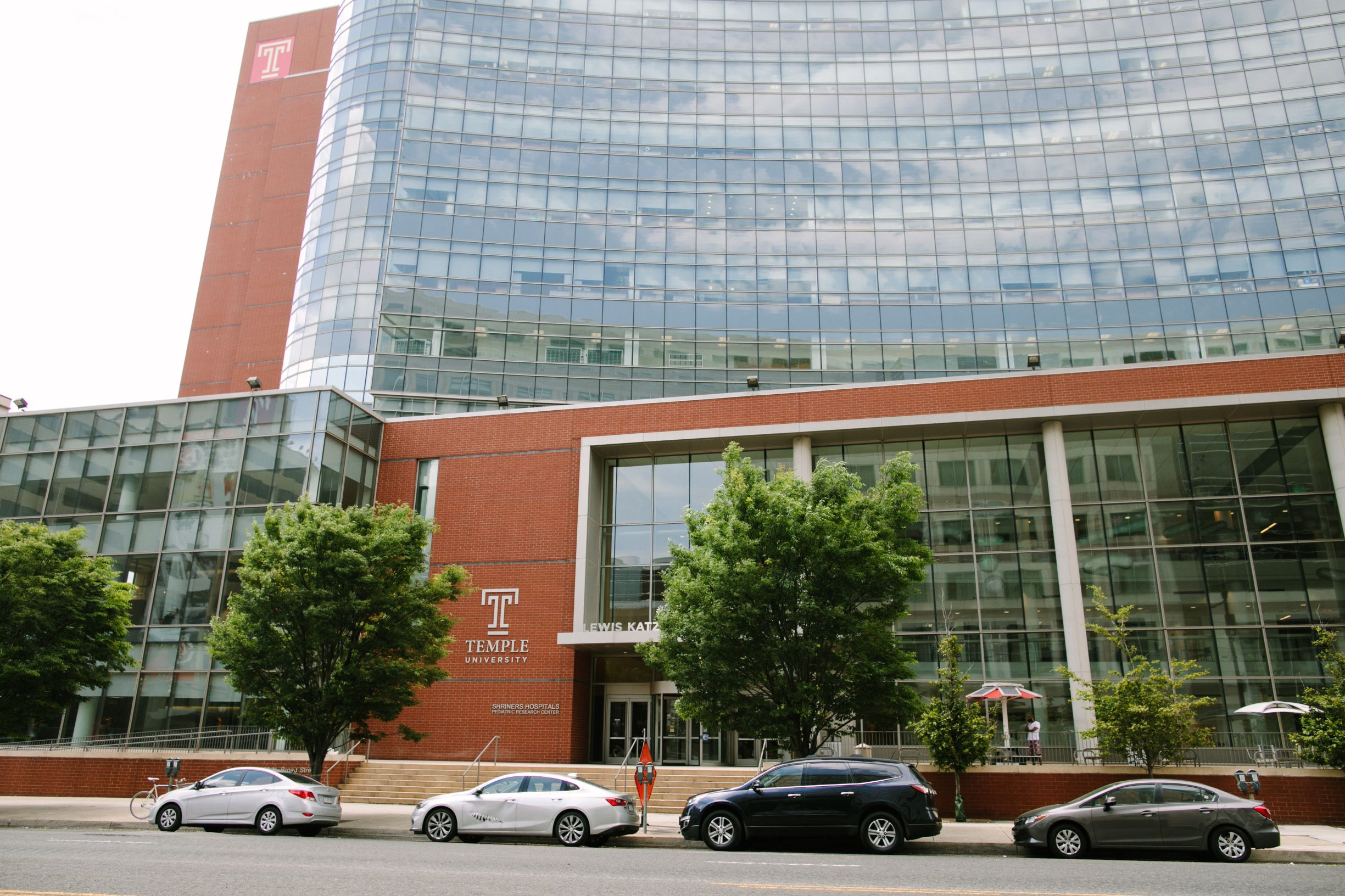 Temple University's Medical Education and Research Building