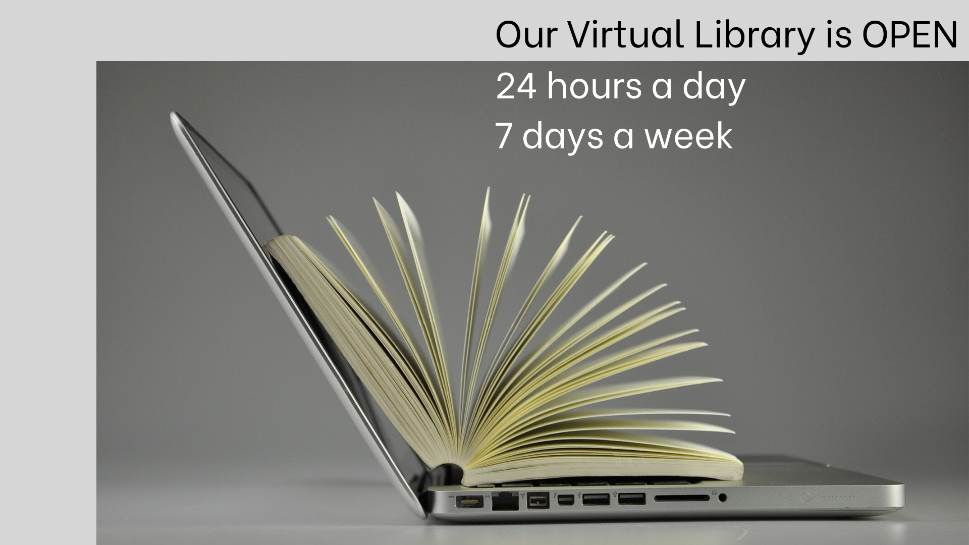 Click Here for Current Library Hours