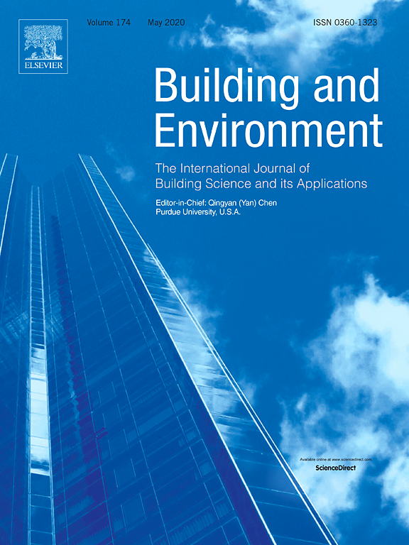 Building and Environment Journal
