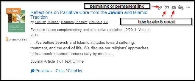 Jewish end of life Summon how to cite