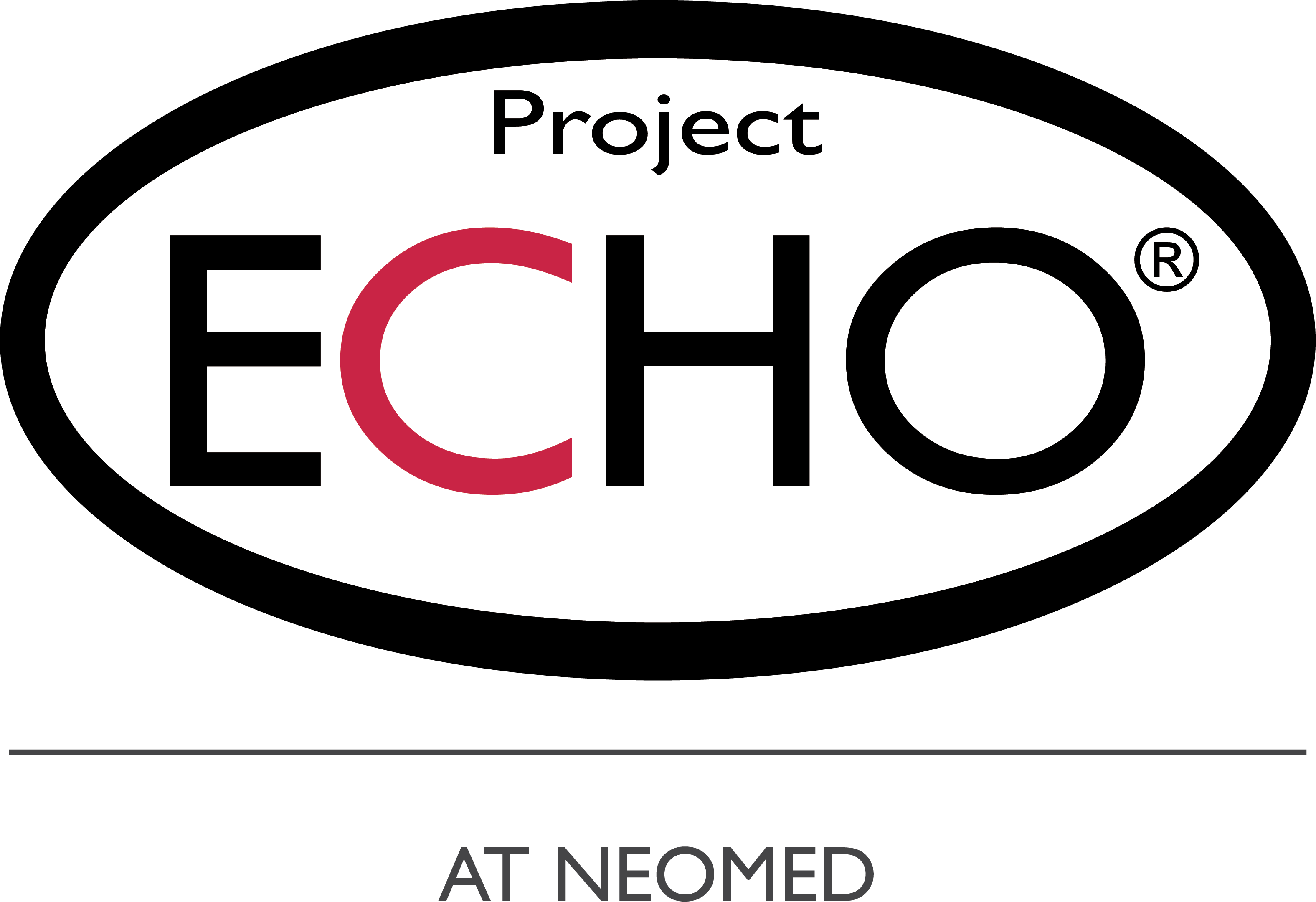 Thumbnail of NEOMED Project ECHO logo