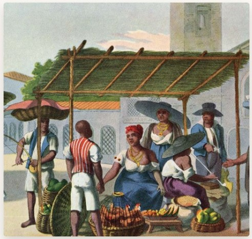 Enslaved People of the Slave Trade