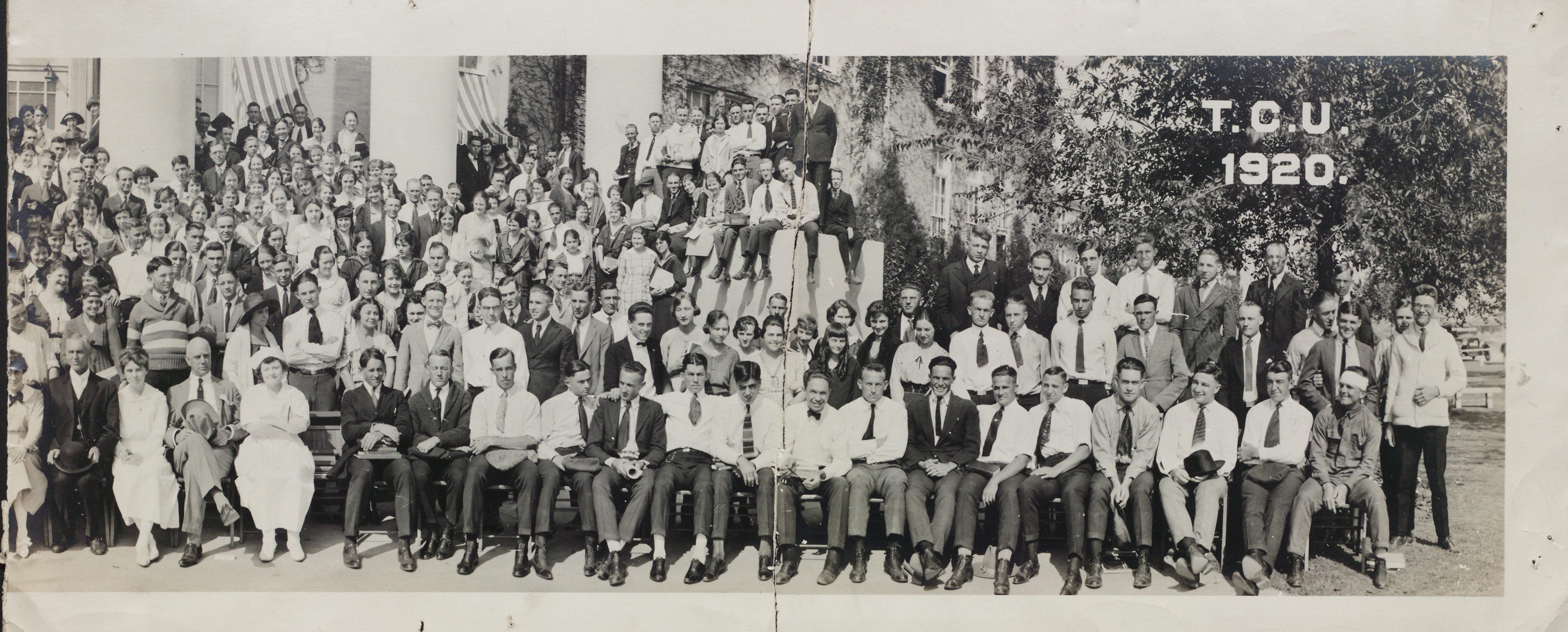 1920 TCU Class Reunion