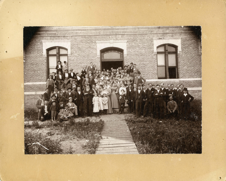Add Ran Students & Faculty 1901