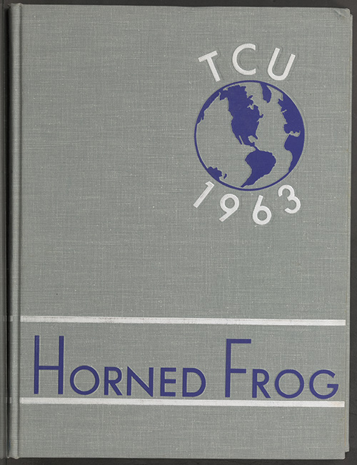 The Horned Frog 1963