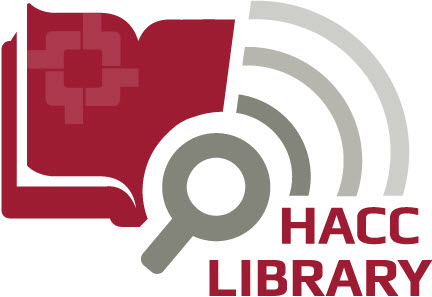 HACC Library Logo