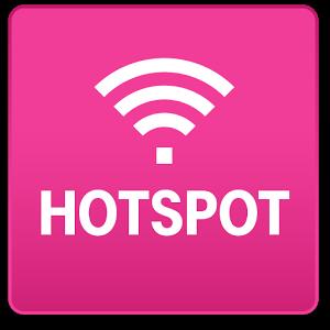 T-mobile hotspot icon