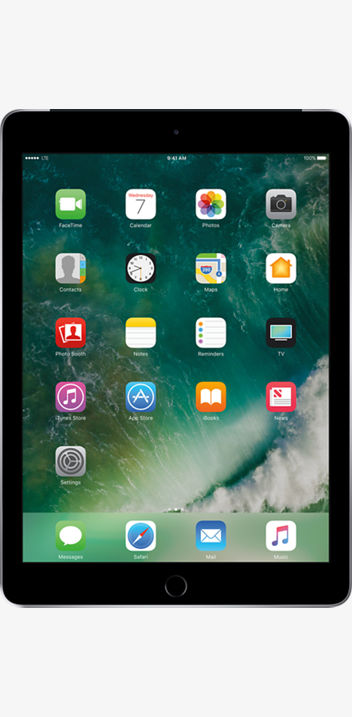 iPad Wi-Fi 32 GB Space Gray