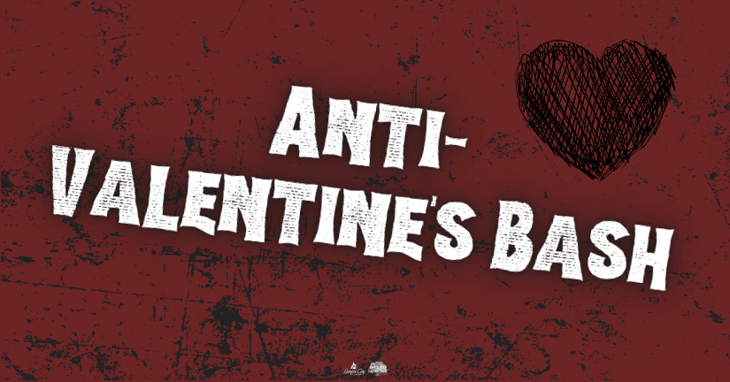 Anti-Valentine's Bash