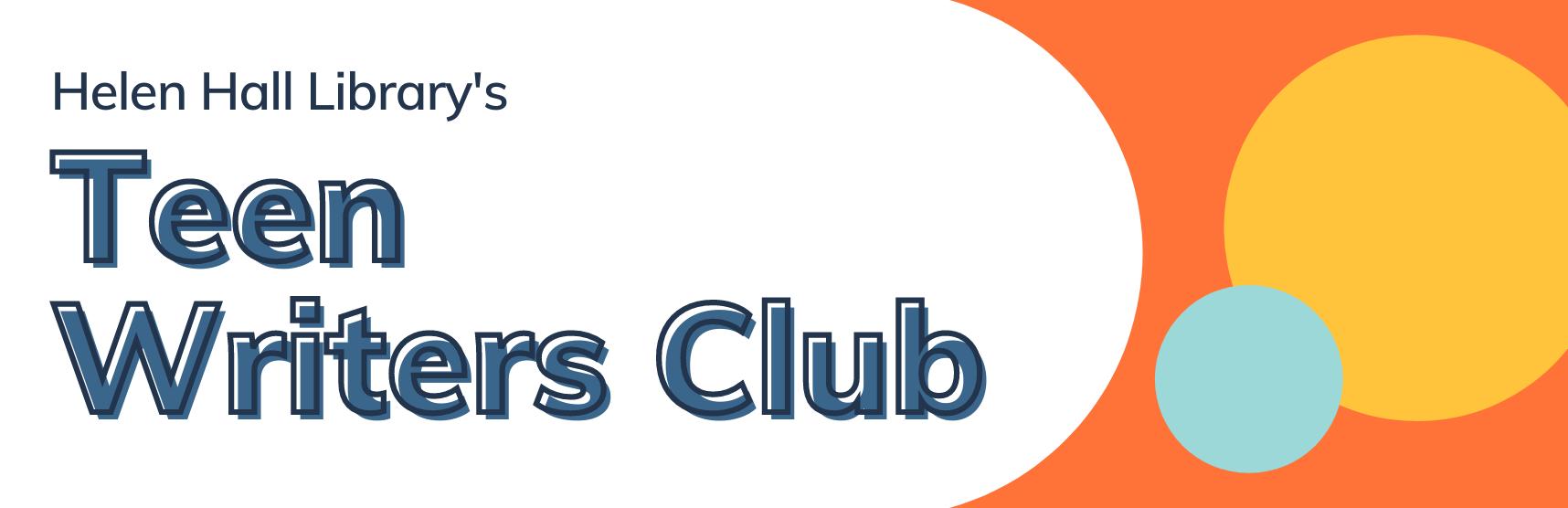 Teen Writers Club