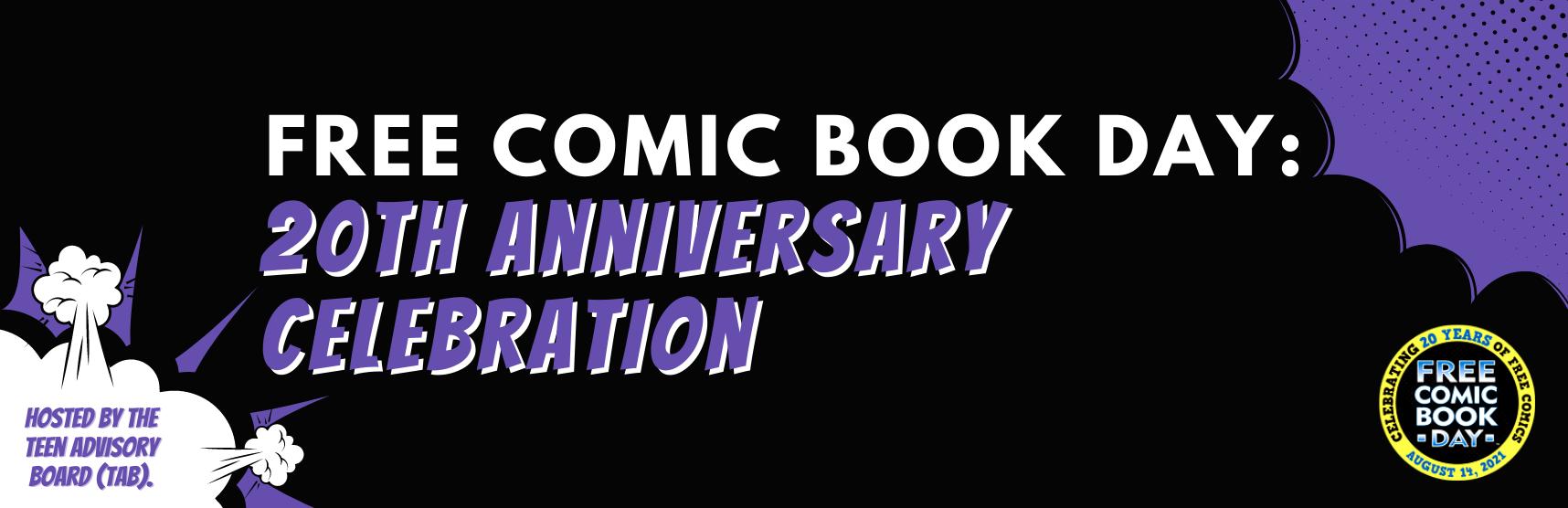 Free Comic Book Day: 20th Anniversary Celebration