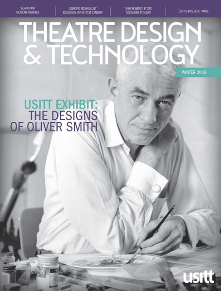 Theatre Design and Technology Cover