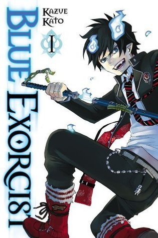 NEW Series: Blue Exorcist