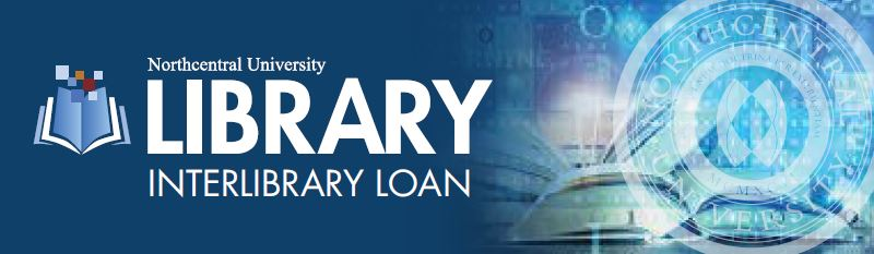 Northcentral University Library Interlibrary Loan banner