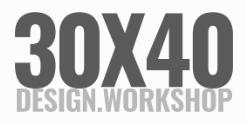 30x40 design resources