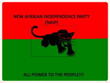 New Afrikan Independence Movement