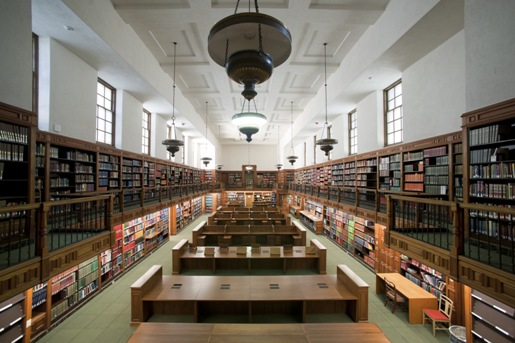 Rothenberg Reading Room