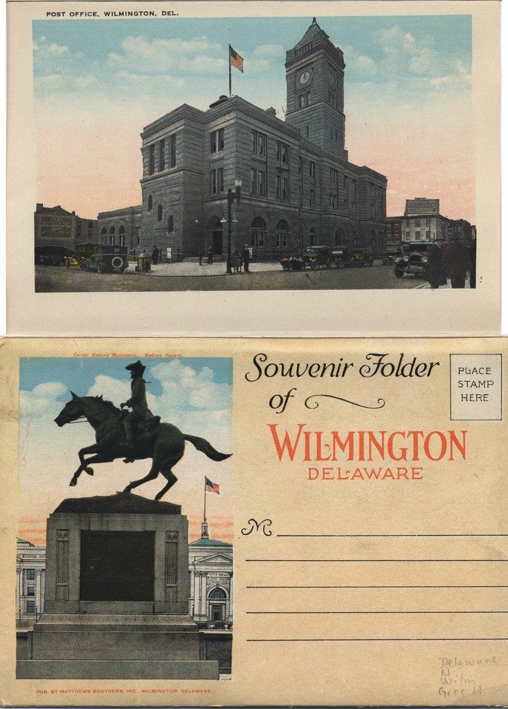 Wilmington Postcard