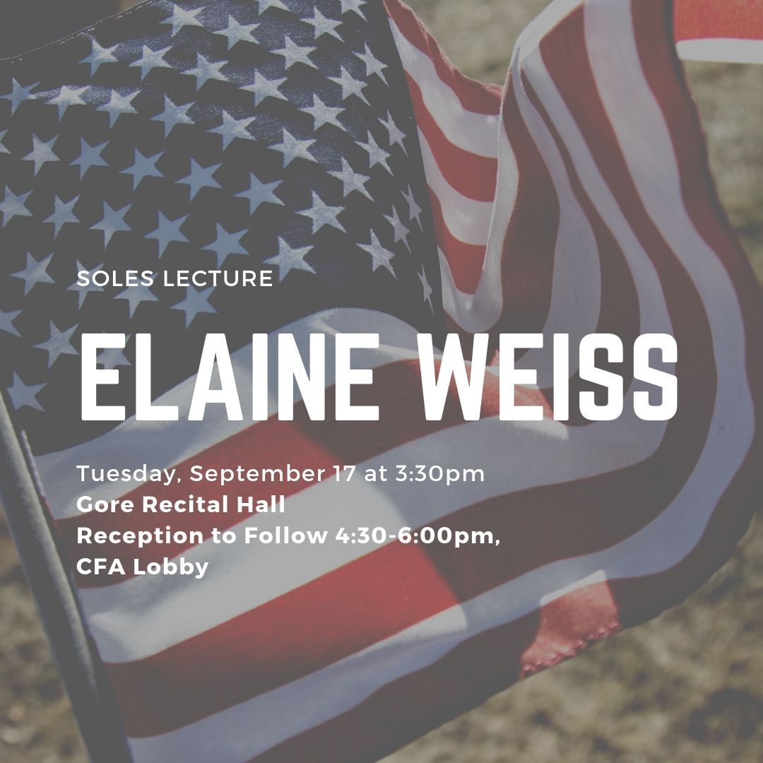 Soles Lecture, September 17