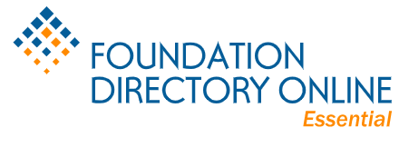 Foundation Directory Online Essential