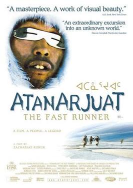 Movie poster for Atanarjuat (The Fast Runner)