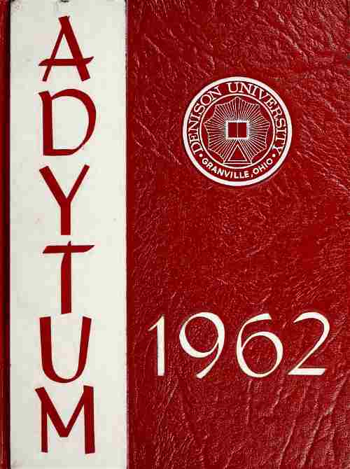Cover of Adytum Yearbook