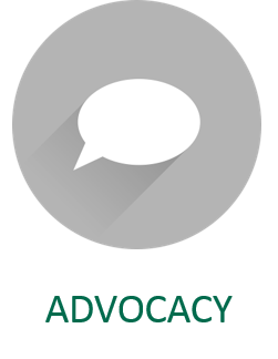 advocacy considerations for open educational resources icon and link